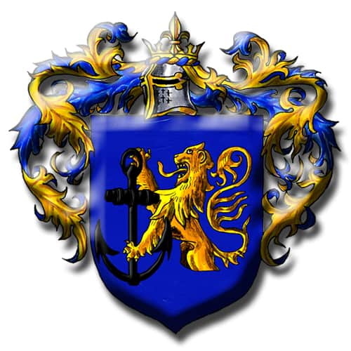 Grove (Graf) Coat of Arms