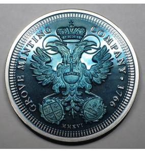 "2016 Grove Minting Saint George Dragonslayer ""Imperial Blue"""