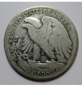 Walking Liberty Half Dollar - Better Dates