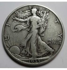 Walking Liberty Half Dollar - Full Dates - Avg Circulation