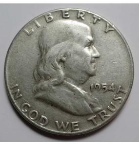 Franklin Half Dollar - Avg Circulation