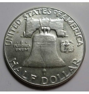 Franklin Half Dollar - AU/BU