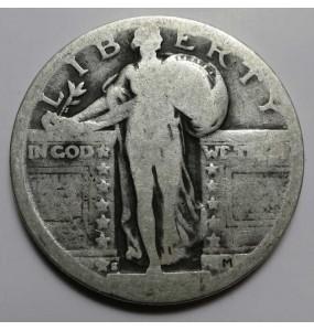 Standing Liberty Quarter - No Date