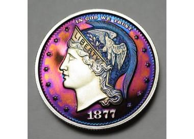 "2013 Helmeted Liberty Half Dollar ""Deep Twilight 16"""