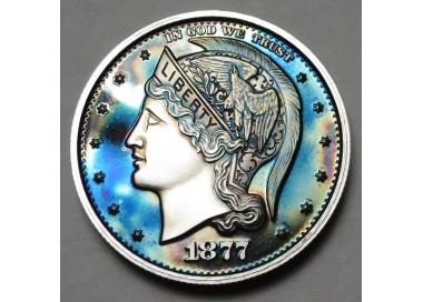 "2013 Helmeted Liberty Half Dollar ""Deep Twilight 23"""