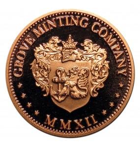 1854 Flying Eagle Cent Pattern Commemorative