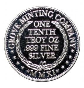 1837 Feuchtwanger Cent Commemorative