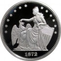 ANACS Certified 2014 Amazonian Silver Dollar