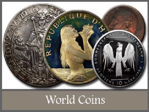 World Coins Best Price!